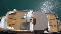Yacht INDIAN - Sundeck view