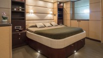 Yacht INDIAN - VIP cabin