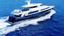 Ferretti Charter Yachts in East Med