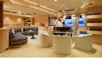 Yacht ISLANDER -  Main Salon View 2