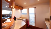Yacht JINA 1 -  Galley