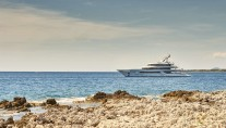 Yacht JOYCruising in the Mediterranean - Copyright Feadship