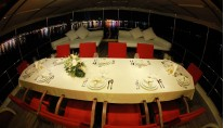 Yacht JUNIOR ORCUN -  Al fresco Dining at Night