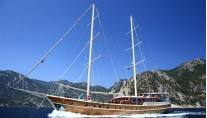 Yacht JUNIOR ORCUN -  Profile