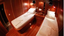 Yacht JUNIOR ORCUN -  Twin Cabin