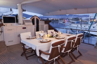 Yacht JUSTINIANO - 002