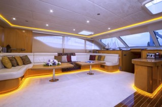 Yacht JUSTINIANO - 003