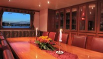 Yacht KAYANA -  Formal Dining