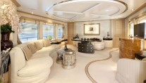 Yacht LA MASCARADE -  Main Salon