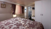 Yacht LA PERLA -  Double Cabin with Balcony 2