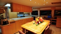 Yacht LADY DIANE II -  Country Kitchen