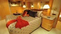 Yacht LADY DIANE II -  Master Cabin 2