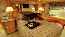 Yacht LADY DIANE II -  Master Cabin