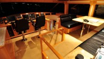 Yacht LADY DIANE II -  Wheelhouse