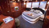 Yacht LADY ISABEL -  Master Cabin