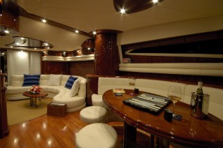 Yacht LADY ISABEL -  Salon 2
