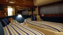 Yacht LADY ISABEL -  Twin Cabin