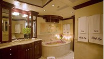 Yacht LADY JOY -  Master Bathroom