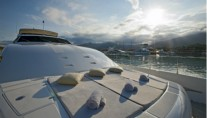 Yacht LADY MARIA -  Foredeck Sunpads