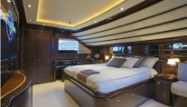 Yacht LADY MARIA -  Master Cabin