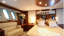 Yacht LADY T -  Master Cabin