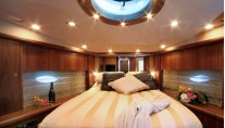 Yacht LADY T -  VIP Cabin