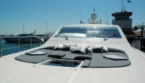 Yacht LAST CHANCE -  Foredeck