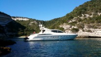 Yacht LAST CHANCE -  On Charter