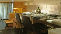 Yacht LUCIGNOLO -  Dining