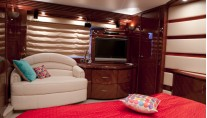 Yacht LUDI -  Master Cabin View 2