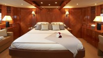 Yacht Live the Moment - Master suite