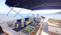Yacht Live the Moment - Sundeck 2