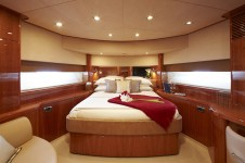 Yacht Live the Moment - VIP cabin