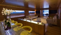 Yacht MABROUK -  Salon and Dining 2