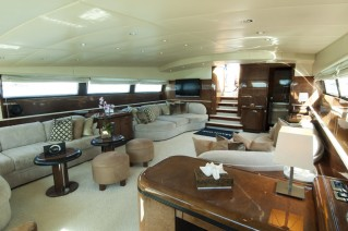 Yacht MACH ONE -  Main Salon