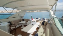 Yacht MACH ONE - Flybridge