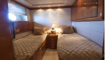 Yacht MACH ONE - Twin Cabin
