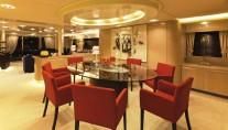 Yacht MAGIX - Dining area