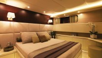 Yacht MAGIX - Double cabin - Port side on Lower deck