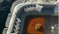 Yacht MAGNA GRECIA -  Sundeck Seating