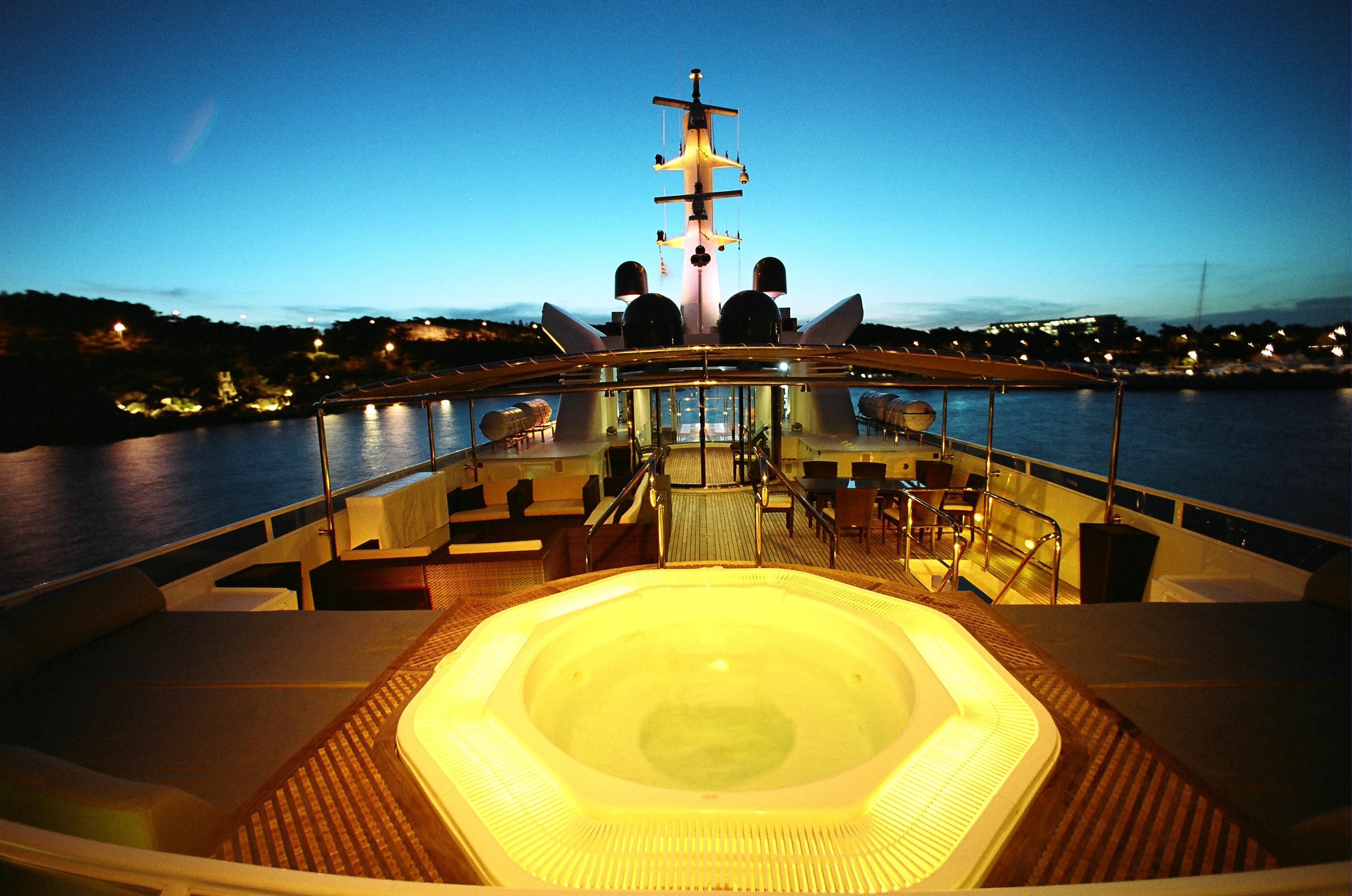 Magna Grecia Yacht Charter Details Elsflether Werft