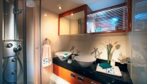 Yacht MALBEC -  Master Cabin Ensuite