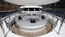 Yacht MAR - Foredeck Seating