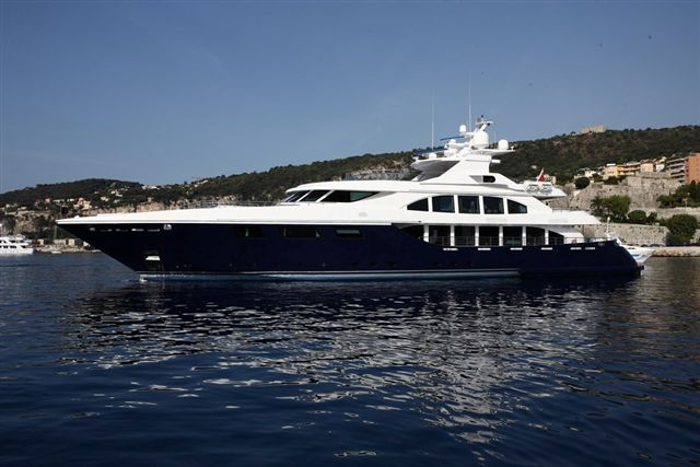 Motor Yacht RESILIENCE (ex DREAM , MAR, MARE)