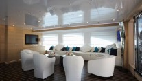 Yacht MAR - Upper Deck Saloon