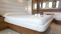 Yacht MARY FOR EVER -  Master Cabin 2