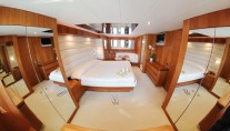 Yacht MARY FOR EVER -  Master Cabin 3