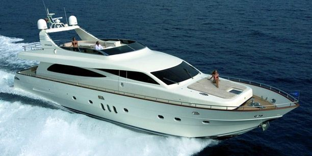 Motor yacht MARY FOR EVER