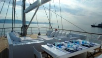 Yacht MATA MUA - The Sundeck