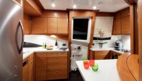 Yacht MAYAMA -  Galley 2
